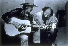 Ginsberg-dylan