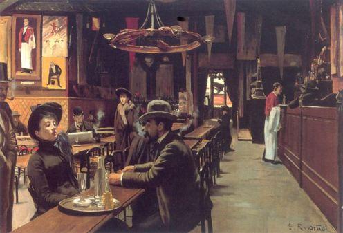 Santiago_Rusinol_Cafe_Montmartre