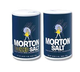Morton Iodized Salt | euzicasa