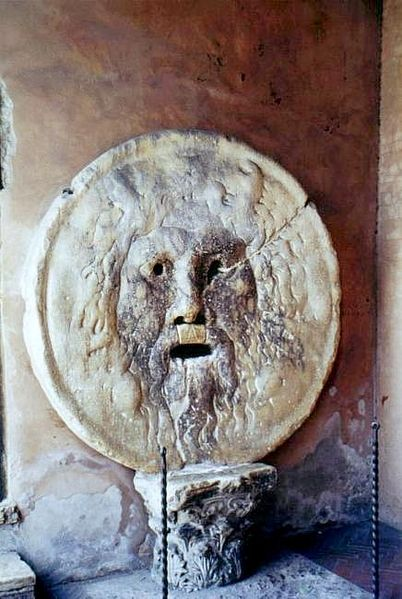 Bocca della verita: The rights on everyone is more important than the profits of few!
