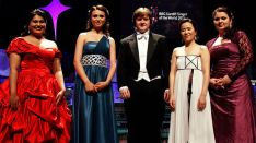BBc Cardiff SInger of the World 2011 5 Finalists