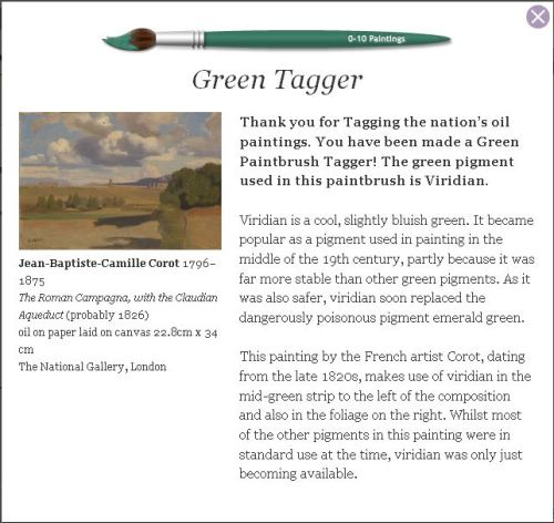 Start as a green tagger...Then, who knows: I'm curious to find out - What about you?