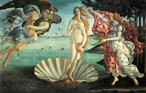 The_Birth_of_Venus-Sandro_Botticelli