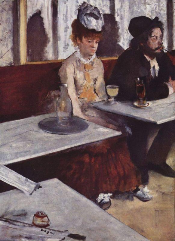 Edgar_Germain_Hilaire_Degas_L'Absinthe