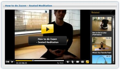 How to do Zazen - Seated Meditation