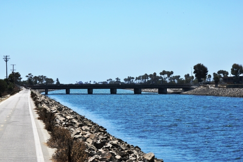 Pacific Coast Hwy Bridge_Bridge Over Calm Waters