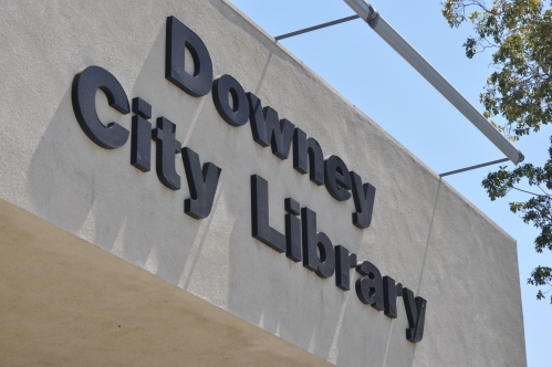 Downey City Library-1