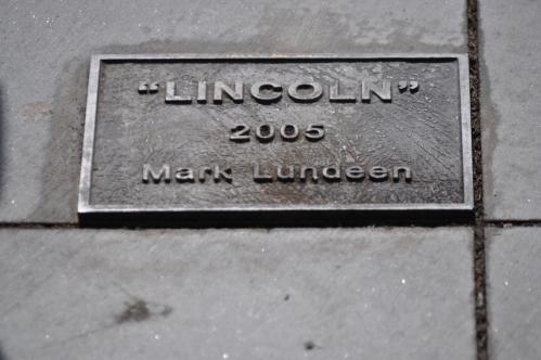 """LINCOLN 2005""-MARK LUNDEEN"