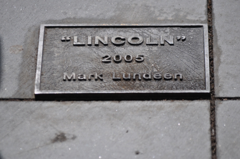 """LINCOLN 2005""-MARK LUNDEEN"