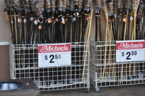 Sale at PArty Outdoor Torches_Downey_Landing What a steal