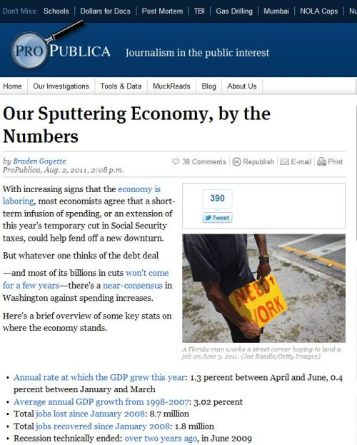 Our Sputtering Economy, by the Numbers_via_ProPublica