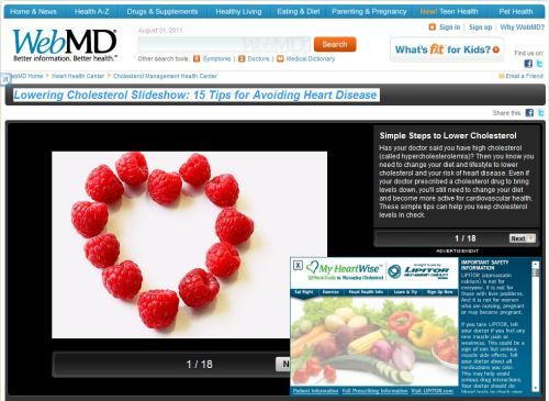 WebMD_Slideshow_ 15 Tips for Avoiding Heart Disease