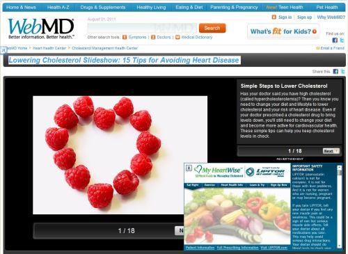 WebMD_Slideshow_ 15 Tips for Avoiding Heart Disease