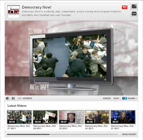 Democracy Now_october 26, 2011