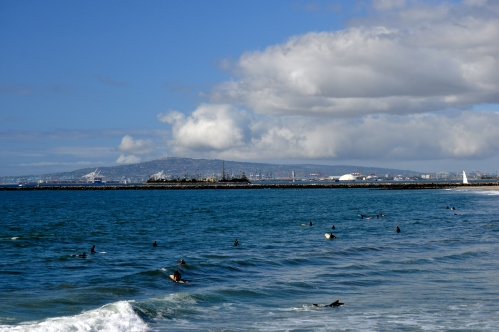 Seal Beach Pier: Palos Verdes Peninsula (my scenic photography collection)