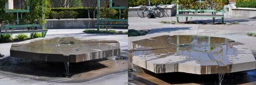 Liberty Park Fountain