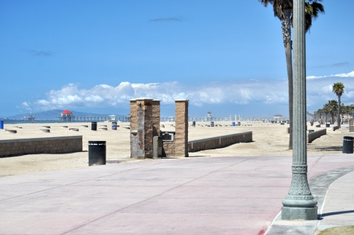 Another lovely day at Huntington Beach (my photographic memoirs)