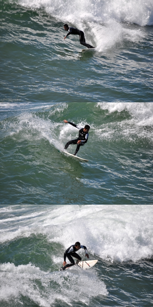 Riding the wave (my photographic memoirs)
