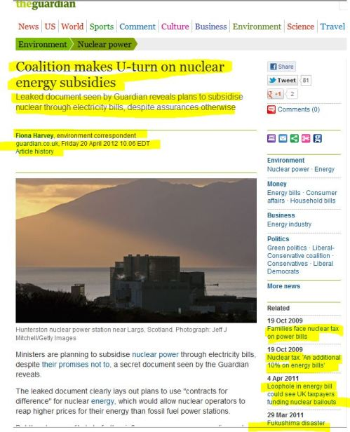 Coalition makes U-turn on nuclear energy subsidies (click to readmore at the Guardian)