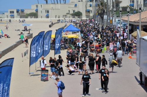Cystic Fibrosis Walk: Huntington Beach