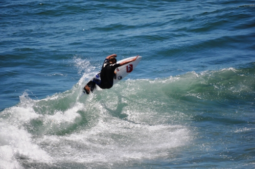 Surfer: All up in the air (my photography)