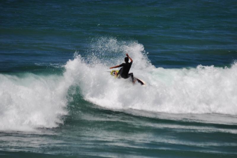 Acrobatics @ Huntington Beach