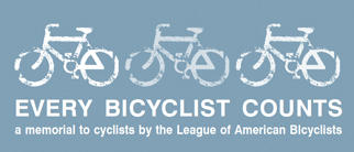 EVERY BICYCLIST COUNTS