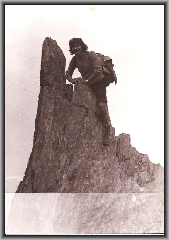 Eu Pe Acele Cleopatrei, Muntii Fagaras, Masivul Negoiu, 1976