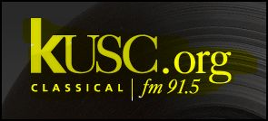 KUSC.org (Access Here or from the widget on the sidebar)