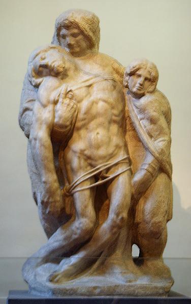 Michelangelo Pietà Palestri