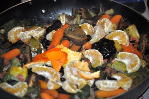 Shitake stew-Portabella_Vegetable Stew (my Photo Collection)
