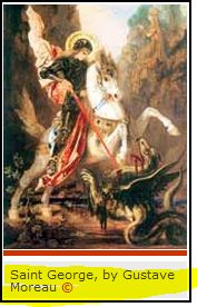 April 23, Saint George Day