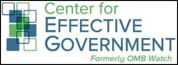 Center for Effective Government (Access the website here)