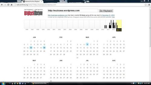 Internet Archive Wayback