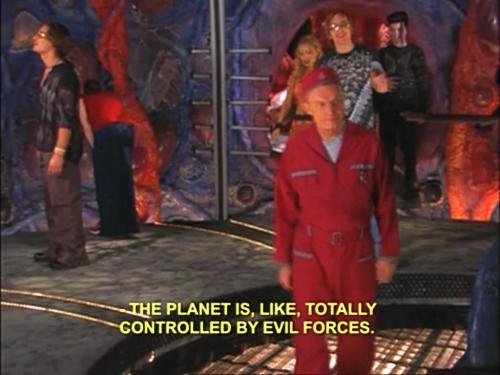 LEXX TV-SHOW (1997-2001)