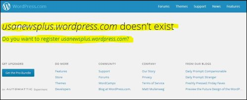 usanewsplus.wordpress.com doesn't exist