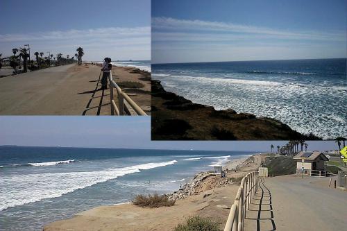 Huntington Beach: Image Combination