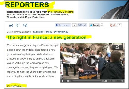 France 24 International - The right in France--a new generation