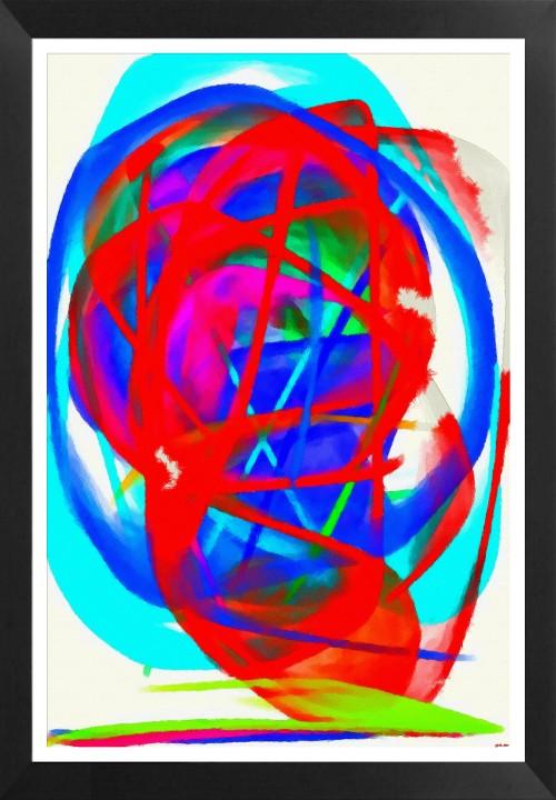 """""""JOY"""" - Oil Color Pastel (My Art Collection)"""