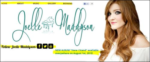 Friends: Joelle Maddyson