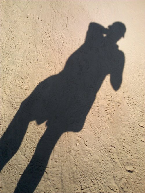 """I am, I shadow"" - (my photo collection)"