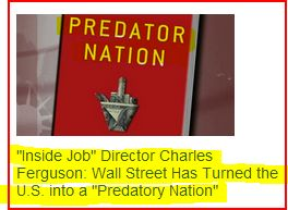 Predator Nation on Democracy Now