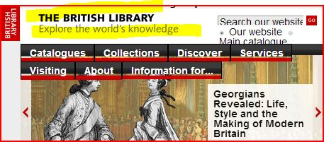 THE BRITISH LIBRARY (ACCESS HERE)