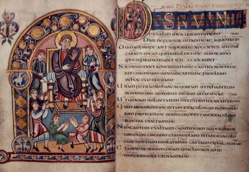 Vespasian Psalter_ British Lybrary_25668_2