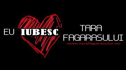 eu iubesc Tara Fagarasului