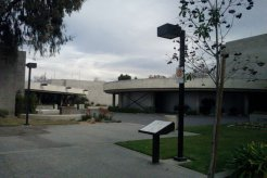 Downey Civic Center: I Love the architecture
