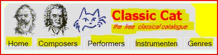 WIDGET_Classic Cat: The Free Classical Music Directory (one click away)