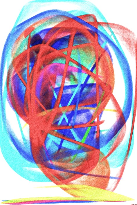 "130520_185756 foto_FotoSketcher ""Bamboo Heart"" (my art collection)"