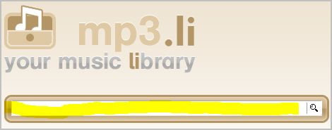mp3.li:  your music library access here