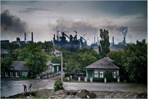 The AllFall- Donbass Romanticism